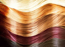Які є типи волосся.