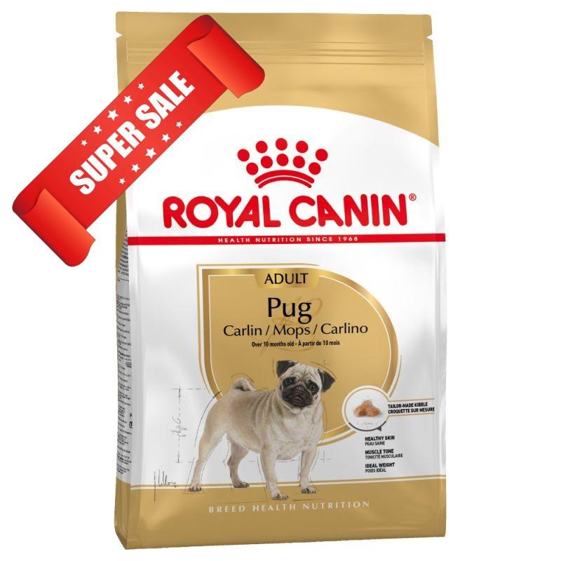 Сухой корм для собак Royal Canin Pug Adult 3 кг