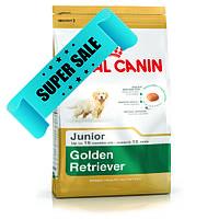 Сухой корм для собак Royal Canin Golden Retriever Junior 3 кг