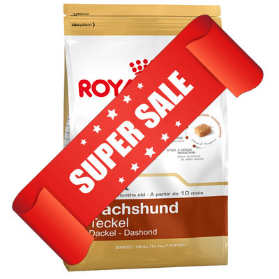 Сухой корм для собак Royal Canin Dachshund Adult 0,5 кг