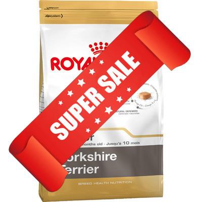 Сухой корм для собак Royal Canin Yorkshire Terrier Junior 0,5 кг