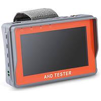 AHD тестер видеосигнала - монитор 1080P для AHD и CVBS камер Hamy K1217