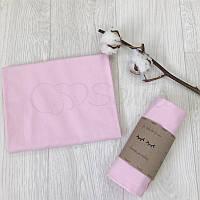 Пеленка фланель розовая, фото 1
