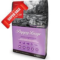 Сухой корм для собак Orijen Puppy Large 11,4 кг