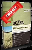 Сухой корм для собак Acana Yorkshire Pork 6 кг