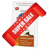 Сухой корм для котов Hill's Science Plan Feline Adult Hairball Control Chicken 1,5 кг