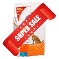 Сухой корм для котов Hill's Science Plan Feline Adult Optimal Care Tuna 0,4 кг