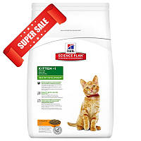 Сухой корм для котов Hill's Science Plan Feline Kitten Healthy Development Chicken 5 кг