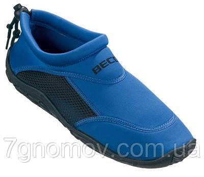 Тапочки для кораллов, аквашузы, обувь для плавания, дайвинга, серфинга BECO 9217 60 , фото 2