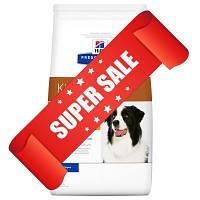 Лечебный сухой корм для собак Hill's Prescription Diet Canine k/d 12 кг