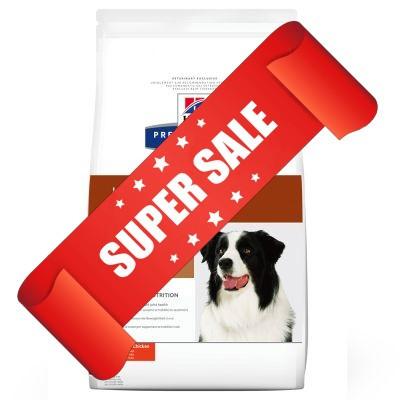 Лечебный сухой корм для собак Hill's Prescription Diet Canine Joint Care j/d 12 кг