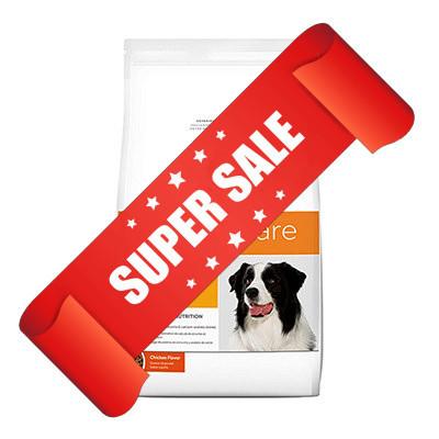 Лечебный сухой корм для собак Hill's Prescription Diet Canine Urinary Care c/d Multicare 12 кг