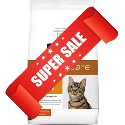Лечебный сухой корм для котов Hill's Prescription Diet Feline Urinary Care s/d 1,5 кг