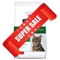 Лечебный сухой корм для котов Hill's Prescription Diet Feline Weight Reduction r/d 5 кг