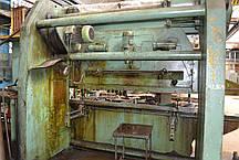 Листогибочный пресс (кромкогиб) Erfurt  Ус.100т L3150 БУ в отл.сост., фото 2