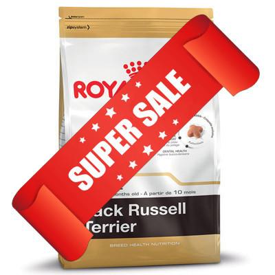 Сухой корм для собак Royal Canin Jack Russell Terrier Adult 0,5 кг