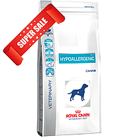 Лечебный сухой корм для собак Royal Canin Hypoallergenic Canine 14 кг