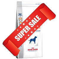 Лечебный сухой корм для собак Royal Canin Gastro Intestinal Low Fat Canine 1,5 кг