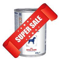 Лечебный влажный корм для собак Royal Canin Gastro Intestinal Low Fat Canine 410 г