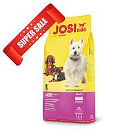 Сухой корм для собак JosiDog Mini 900 г