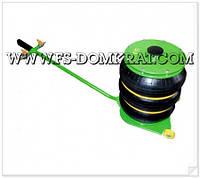Домкрат пневматический подкатной ДП-3Т