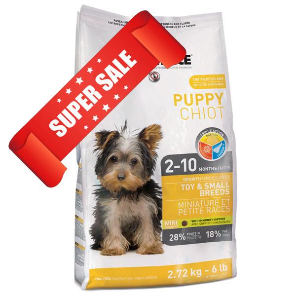 Сухой корм для собак 1st Choice Toy & Small Breeds Puppy 0,35 кг