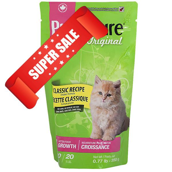 Сухой корм для котов Pronature Original Kitten Chicken 0,35 кг