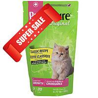 Сухой корм для котов Pronature Original Kitten Chicken 2,72 кг