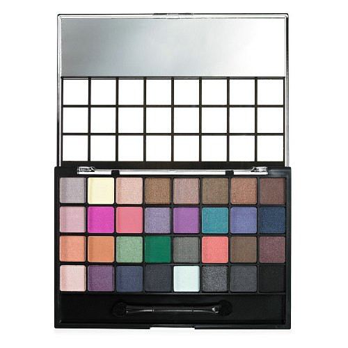 Палитра теней на 32 цвета e.l.f. Studio Endless Eyes Pro Mini Eyeshadow Palette 32 Piece Brights