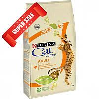 Сухой корм для котов Purina Cat Chow Adult 15 кг