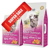 Сухой корм для котов Profine Cat Derma Adult Salmon 2 кг