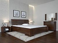 Кровать деревянная двуспальная Домино