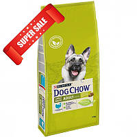 Сухой корм для собак Purina Dog Chow Adult Large Breed Turkey 14 кг