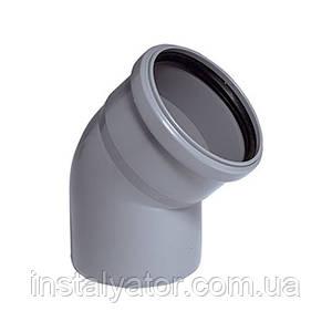 Колено HT-Safe  Д 125/125 (45)  (176120)