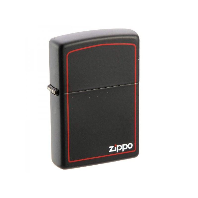 Зажигалка ZIPPO Black Matte (218ZB)