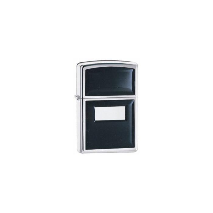 Зажигалка ZIPPO Ultralite Black (355)