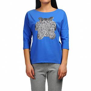 Женские футболки и туники оптом