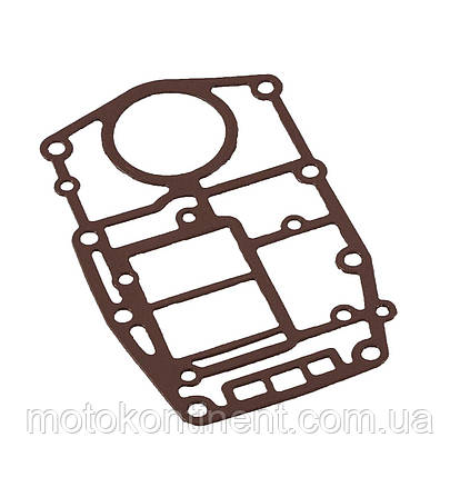 11433-96330 Прокладка на проставку Suzuki DT20 / DT25 / DT30, фото 2