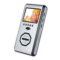 4-х канальный приёмник с LCD экраном для приёма видеосигнала от беспроводных видеокамер (мод. KY-2503)