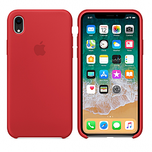 Silicone case для iPhone XR