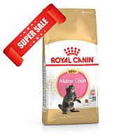Сухой корм для котов Royal Canin Maine Coon Kitten 2 кг + 2 кг