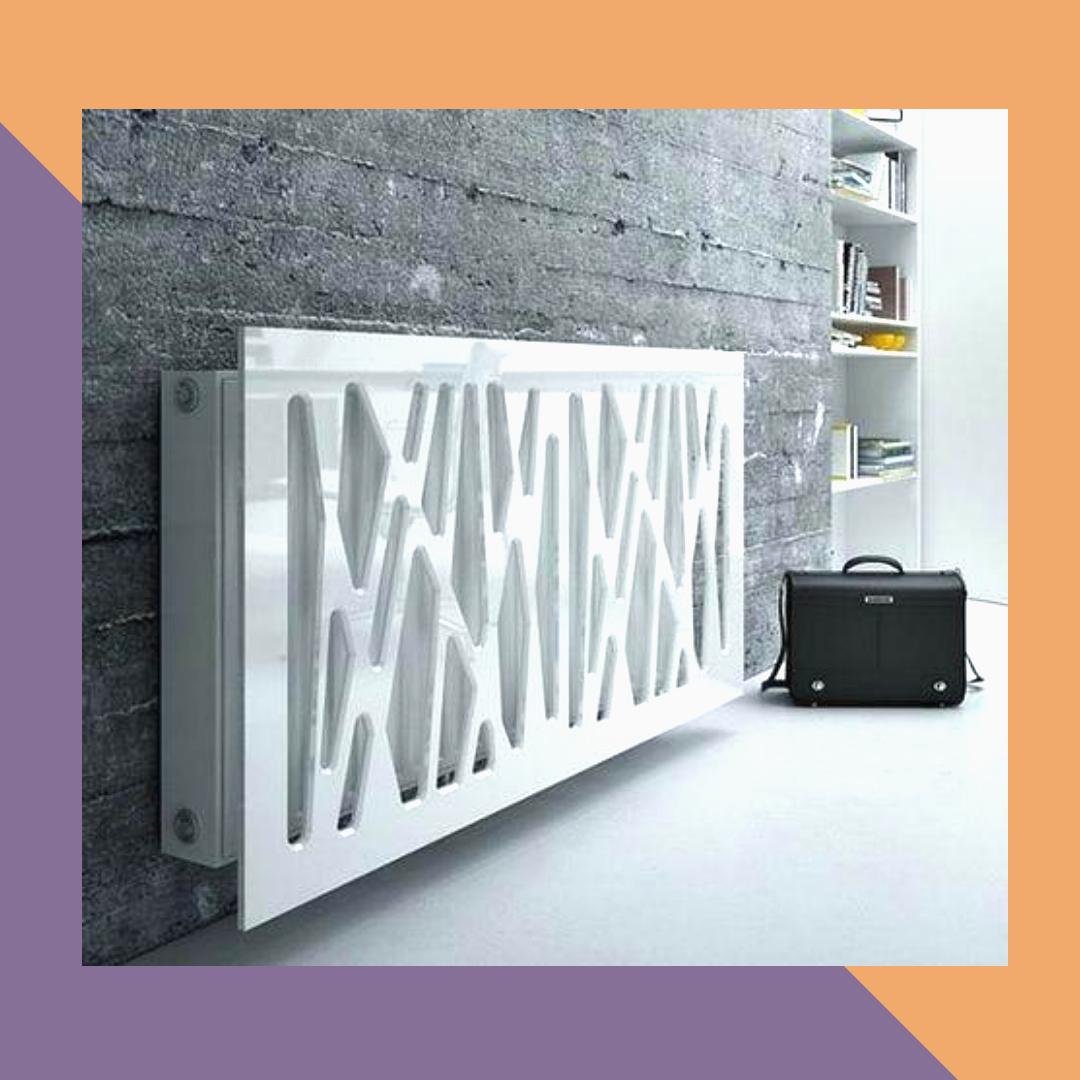 Декоратинвый экран для батареи