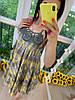 Сарафан на бретельках декорирован вышивкой макраме, ткань: хлопок. Размер:42-44. Разные цвета (07), фото 2