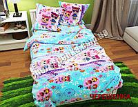 """Ткань для постельного белья Бязь """"Gold"""" Lux детская GLB104 (50м)"""