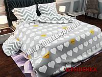 """Ткань для постельного белья Бязь """"Gold"""" Lux GL1019 (A+B) - (50м+50м)"""