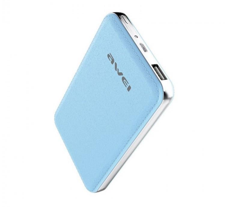 Power Bank Awei P84k 10400 mAh Blue