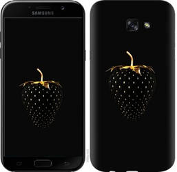 "Чехол на Samsung Galaxy J4 Plus 2018 Черная клубника ""3585c-1594-19380"""