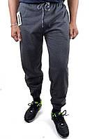 Спорт штаны мужские на флисе 94 см, фото 1