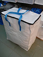 Сумка баул вертикальная белая  80 х 60 х 40 см