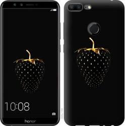 """Чехол на Huawei Honor 9 Lite Черная клубника """"3585c-1359-19380"""""""